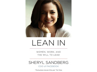"""Lean In"" by Sheryl Sandberg"